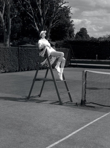 Time for Tennis 005 - Fashion Photography Print