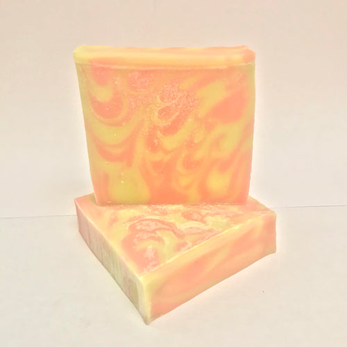 Apples Vegan Friendly Handcrafted Soap