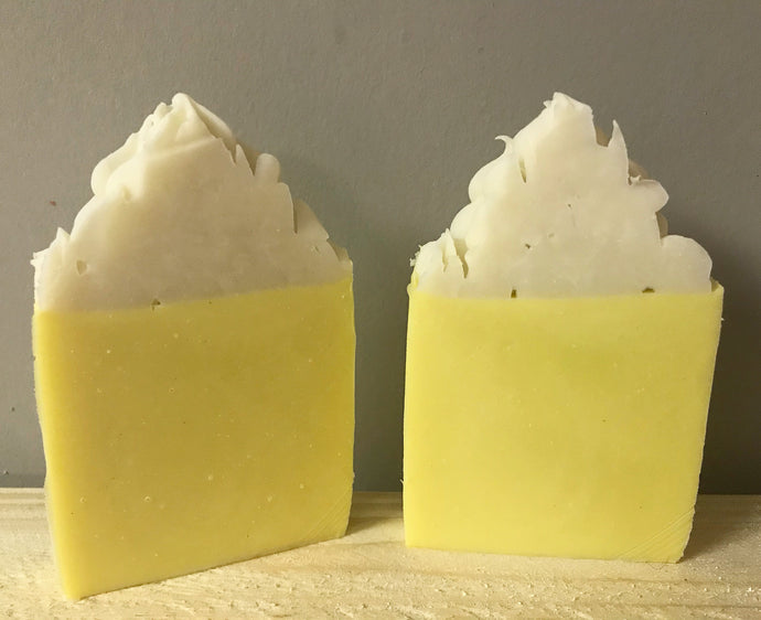 Lemon Handcrafted Soap