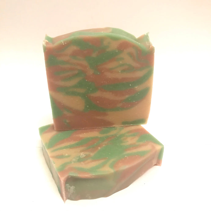 Hunting Goat Milk Handcrafted Soap