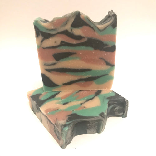 Hunter Vegan Friendly Handcrafted Soap