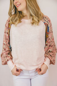 Tallulah Long Sleeved Top