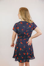 Load image into Gallery viewer, Cherry Flounce Dress