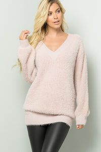 Ella V-Neck Sweater