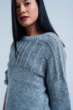 Load image into Gallery viewer, Corin Open Back Chunky Sweater