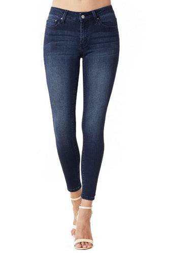 Hammer Ankle Skinny Jeans