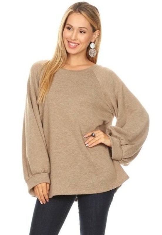 Chris Oversized Pullover