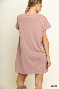 Suki Slub Knit Dress
