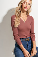 Load image into Gallery viewer, Sparrow Red Bean Luxe Sweater