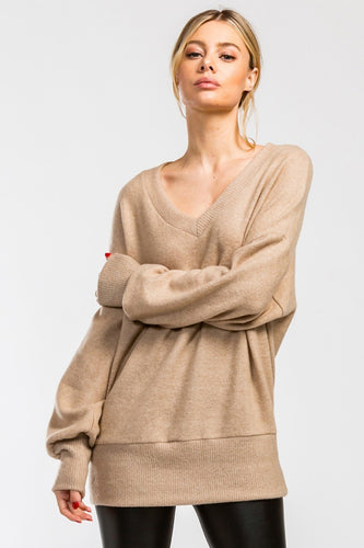 Phoebe Loose Fit Sweater