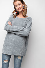 Load image into Gallery viewer, Sophie Twist Back Sweater