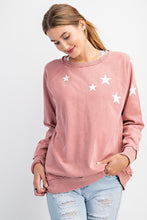 Load image into Gallery viewer, Starry Eyed Top in Coral