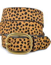Load image into Gallery viewer, Cheetah Belt