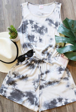Load image into Gallery viewer, Aly Tie Dye Romper