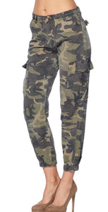 Cool Cat Camo Pants