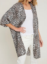 Load image into Gallery viewer, Lollie Leopard Cardi