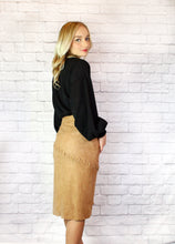 Load image into Gallery viewer, Rowan Suede Stylin' Skirt