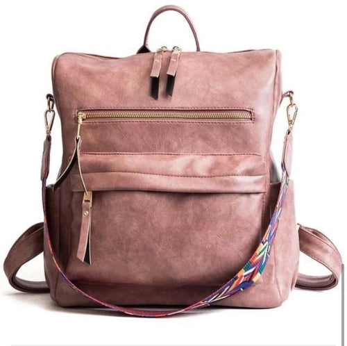 Backpackin in Style Blush