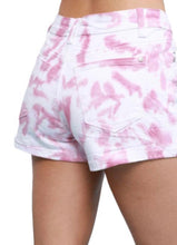 Load image into Gallery viewer, Judy Blue Blush Tie-Dye Shorts