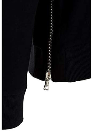 Sweat Homme à capuche luxe coton noir Balmain - amazing deal 4 you