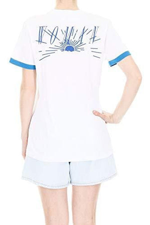 T-Shirt Femme OFF-WHITE no doubt Blanc - amazing deal 4 you