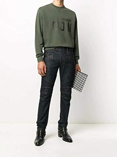 Sweat Homme luxe vert Dsquared2 - amazing deal 4 you