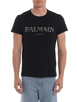 T-shirt Homme Balmain Noir - amazing deal 4 you