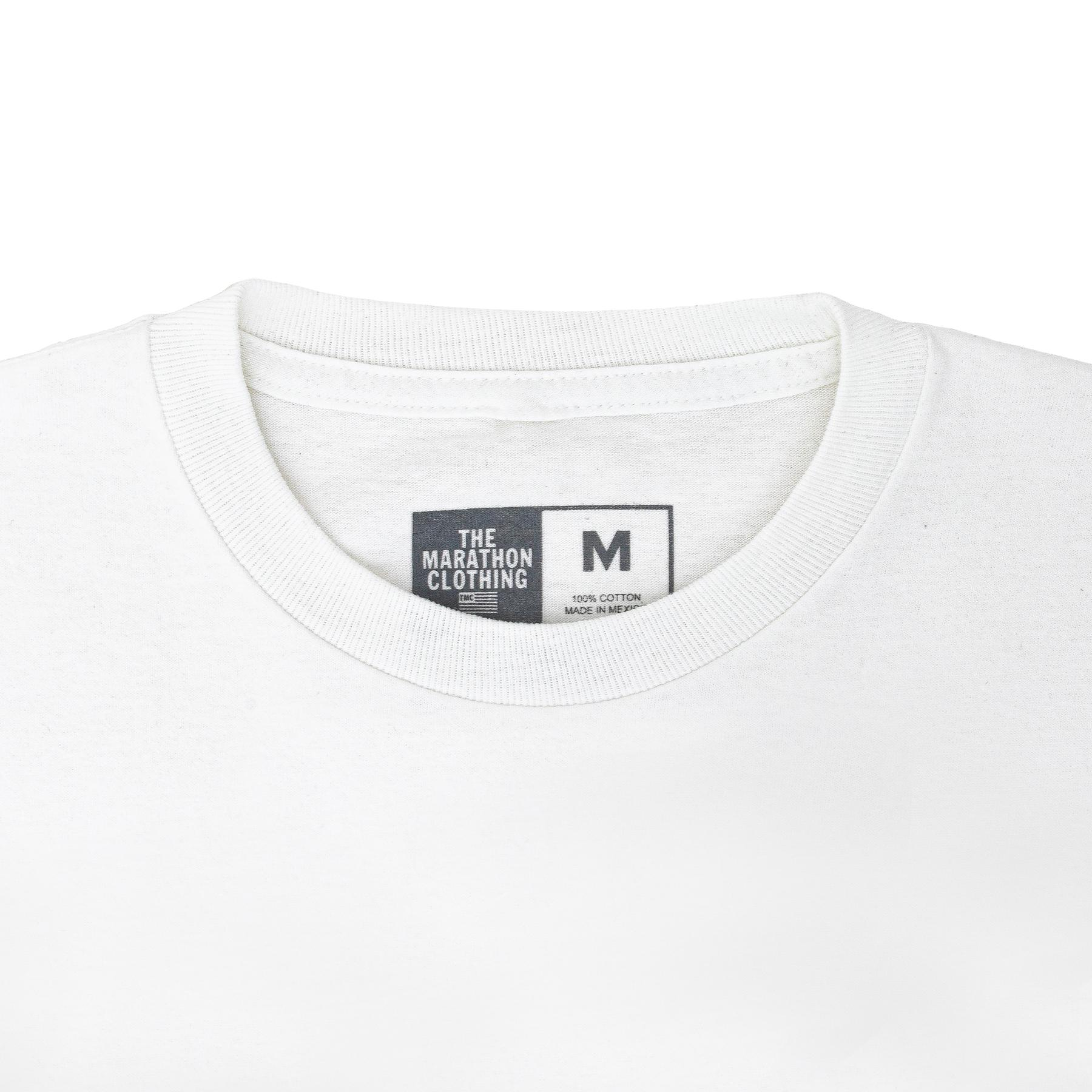 T-Shirt Homme All Money In blanc - amazing deal 4 you