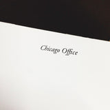 OFFICE NOTEPADS