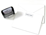 DIY STAMP STATIONERY
