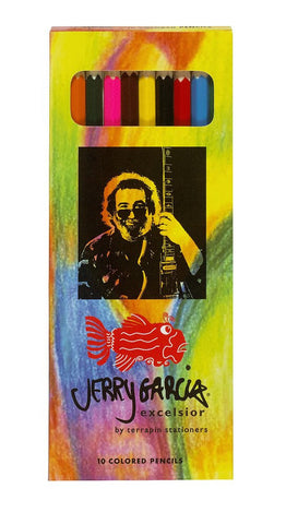 Jerry Garcia Excelsior® Pencils