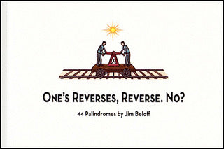One's Reverses, Reverse. No? Book