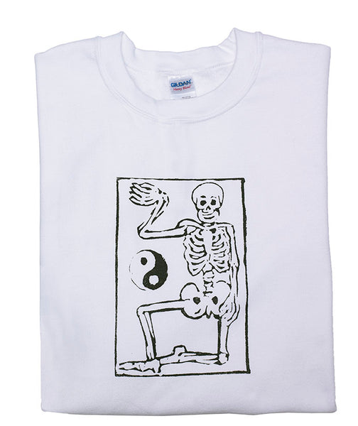 Skeleton Crew White