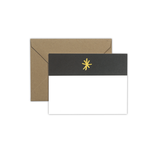 Samantha Hahn x Terrapin Stationers: Star Note Card Set