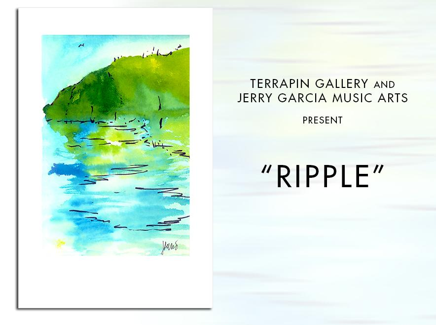 Ripple by Jerry Garcia