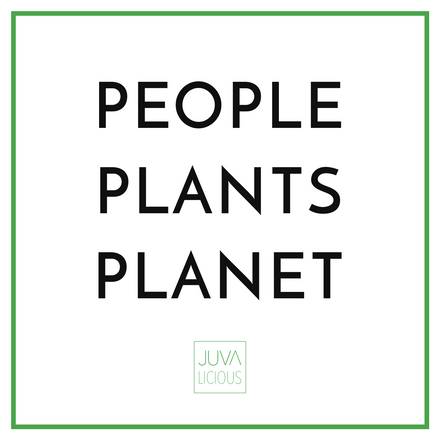 People, Plants, Planet - and new beginnings!