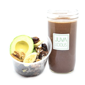 Juvalicious Chocolate Smoothie Kit Chocolicious 01