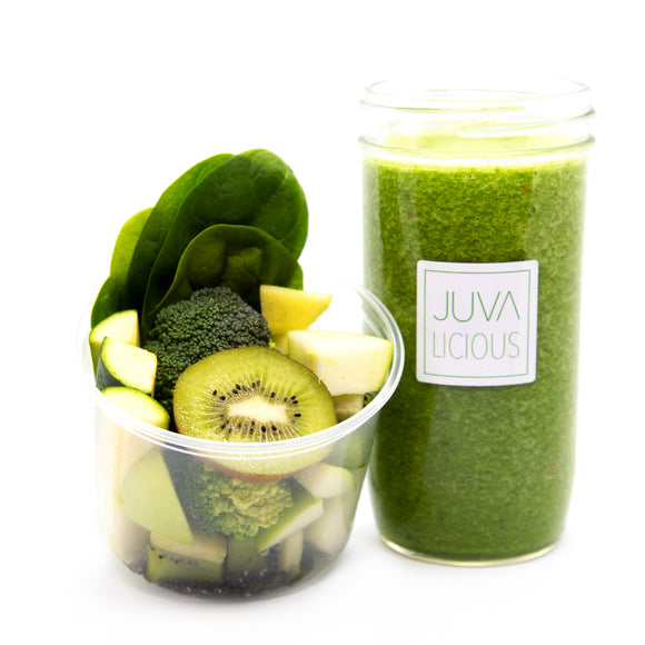 Juvalicious Green Smoothie Kit Applelicious 01