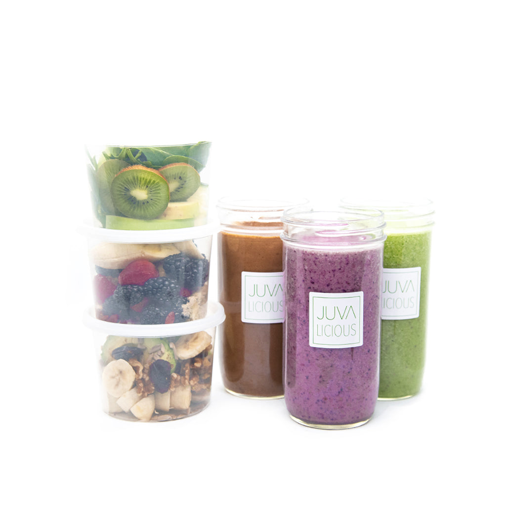 Juvalicious Smoothie Kits Variety Pack 01