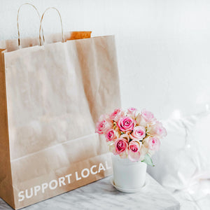 """Support Local"" Bag"