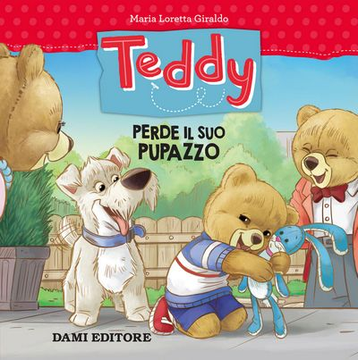 Teddy Perde il suo Pupazzo  (Teddy Loses his Toy)