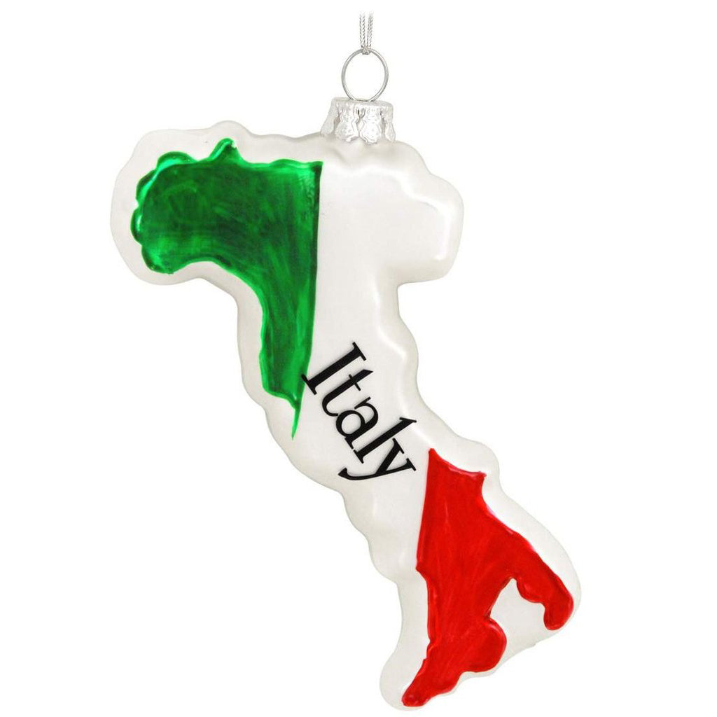 Italy Glass Ornament