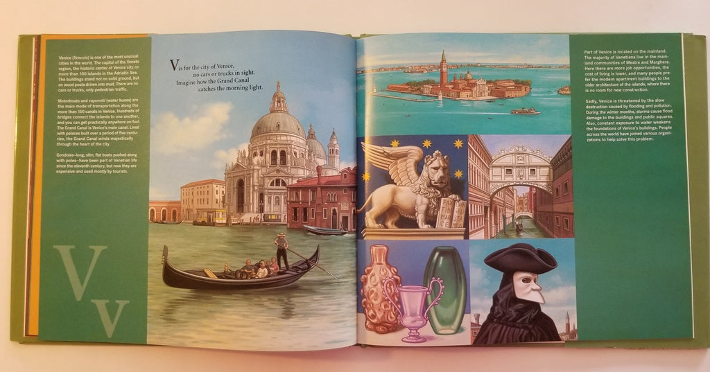 C is for Ciao: An Italy Alphabet