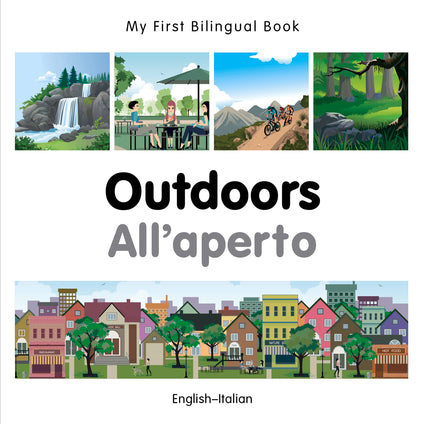 Outdoors - All'aperto - Bilingual