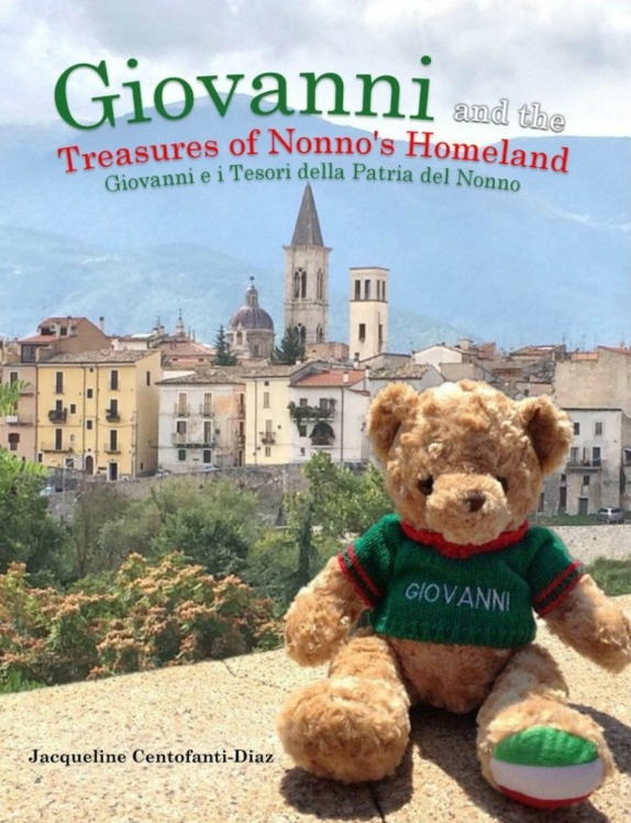 Giovanni and the Treasures of Nonno's Homeland (Clearance Sale)
