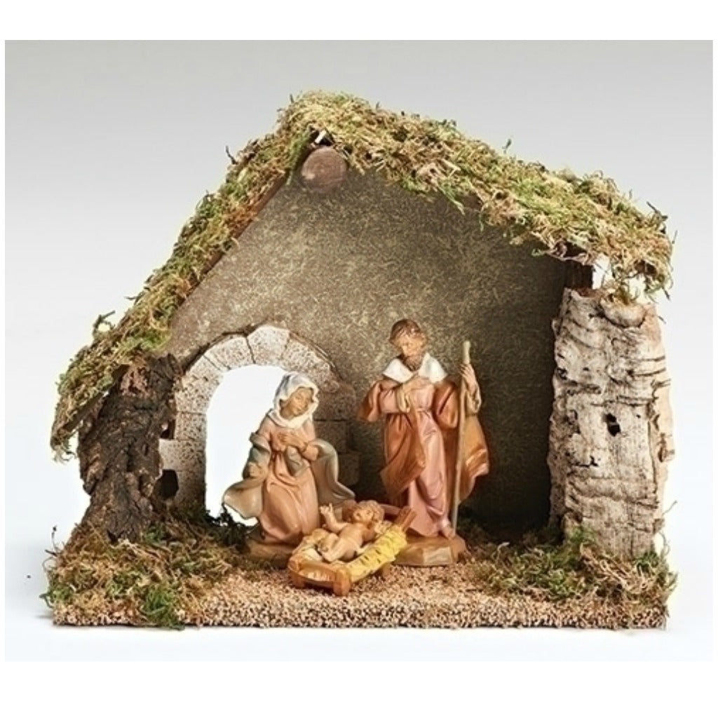 Fontanini Three Piece Figure Nativity Set #54710