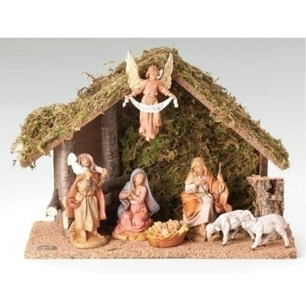 Fontanini - Seven Piece Figure Nativity Set #54564