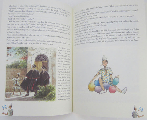 the pinocchio by carlo collodi adventures The adventures of pinocchio by carlo collodi searchable etext discuss with  other readers.