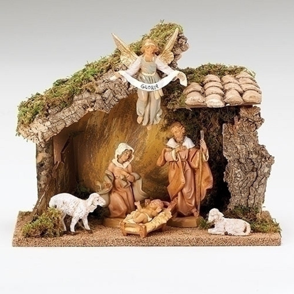 Fontanini - Six Piece Figure Nativity Set # 54425