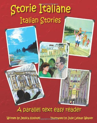 Storie Italiane - Italian Stories- Bilingual